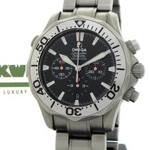 "Omega Seamaster Professional 300M Chronograph ""America&#39..."