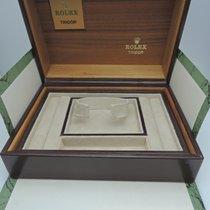 Rolex Tridor Uhrenbox/ Box inkl. Umkarton