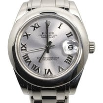 Rolex Datejust Pearlmaster 34mm 18k White Gold