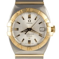 Omega Constellation Double Eagle Perpetual Calendar