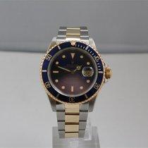 Rolex Submariner 16613 Blue