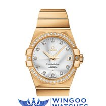 Omega - Constellation Co-Axial 38 MM Ref. 123.55.38.21.52.002