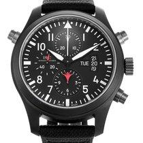 IWC Watch Pilots Double Chrono IW379901