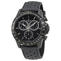Tissot T-Sport V8 Chronograph Black Dial Mens Watch T106.417.3...