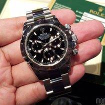 勞力士 (Rolex) 116520 Black Dial Cosmograph Daytona 40mm
