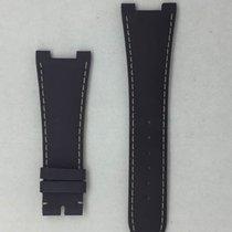 Patek Philippe Nautilus brown rubber strap