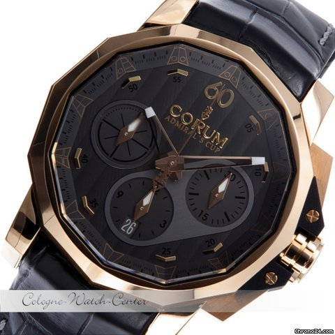 Corum Admirals Cup Challenger Rosegold 753.771.55
