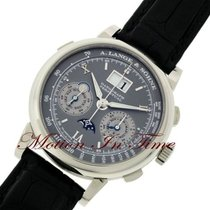 A. Lange & Söhne Datograph Perpetual, Grey Dial - White...
