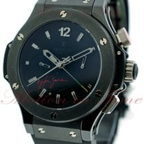 "Hublot Big Bang ""Ayrton Senna"", Black Dial, Limited..."
