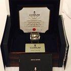 Corum Ti Bridge Titanium 121/393 Limited Edition Fullset Garantie