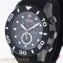 Swiss Military HANOWA CHRONOGRAPH 06-4273.30.009 Box&Papiere