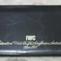 IWC super rare vintage kit warranty booklet papers for any model