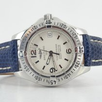 Breitling Colt Oceane (new lizard strap and deployment buckle)