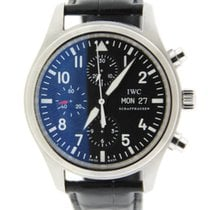 IWC Pilot Chronograph Stainless Steel