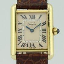 Cartier Must Quartz Silver Lady 2415