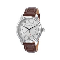 Bulova Accutron Gemini Men's Automatic Watch 63B153  New...