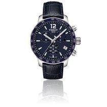 Tissot Quickster Chronograph Bleue T0954171604700