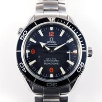 Omega 42mm Seamaster Planet Ocean 600m CO-Axial black 2201.51.00