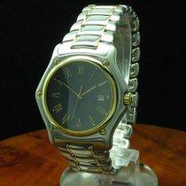 Ebel 1911 18kt 750 Gold Edelstahl Automatic Unisexuhr / Ref...