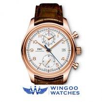 IWC - Portoghese Chronograph Classic Ref. IW390402
