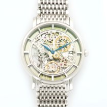 Patek Philippe White Gold Skeleton Automatic Ref. 5180/1g