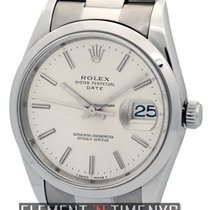 Rolex Oyster Perpetual Date 34mm Stainless Steel Circa 1995...