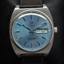 Omega MENS VINTAGE OMEGA SEAMASTER DAY DATE AUTOMATIC PREOWNED...