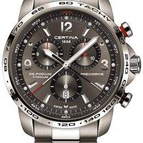 Certina DS Podium Precidrive Chronograph Titanium 1/100Sec....