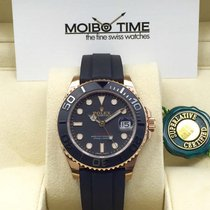 Rolex 268655 18K Everose Gold Yacht-Master 37mm [NEW]