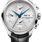 Baume & Mercier Clifton 43mm Automatic Chronograph in...