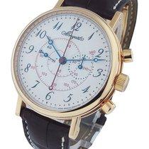 Breguet 5247BR/29/9V6 Classique Chronograph - Rose Gold on...