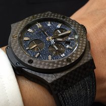 Hublot Big Bang Jeans Carbon Limited Edition