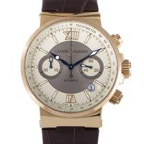 Ulysse Nardin Maxi Marine Chronograph 41mm 356-66/354