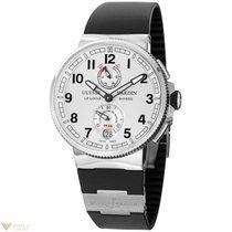 Ulysse Nardin Uylsse Nardin Marine Chronometer Stainless Steel...