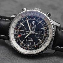 Breitling Navitimer World GMT - Neuve