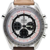 オメガ (Omega) OMEGA SPEEDMASTER BROAD ARROW RATTRAPANTE CHRONOGRAPH