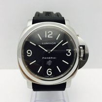 Panerai Luminor Base Logo – Gentlemen's watch, with box...