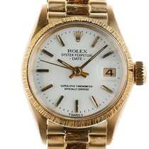 Rolex Datejust Lady engraved on the outer layer vintage year 1967
