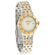 Raymond Weil Tango Ladies Two Tone Swiss Quartz Watch 5399-STP...
