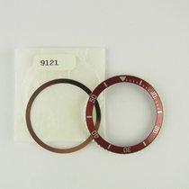 Tudor Original  Lünette Rot Komplett Ref. 9121 Red Bezel New...