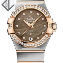 Omega Constellation Omega Co-axial 27 Mm - 123.25.27.20.63.001