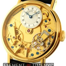 Breguet Classique La Tradition 37mm 18k Yellow Gold Ref....
