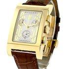 Bulgari Rettangolo Chronograph 49mm in Yellow Gold