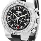 "Breitling ""Bentley Motors GMT Chronograph"" Strapwatch."