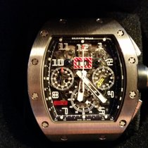 Richard Mille RM11 FELIPE MASSA White Gold