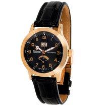 Tutima Valeo Reserve 18K Rose Gold Automatic Watch 640 / 644