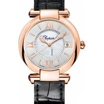 Chopard Imperiale 18K Rose Gold Manual Winding Watch