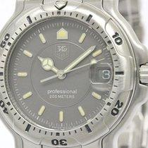 TAG Heuer 6000 Professional 200m Quartz Mens Watch Wh1112...
