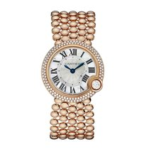 Cartier Ballon Blanc Quartz Ladies Watch Ref WE902071
