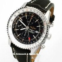 Breitling Navitimer World Automatik Chronometer